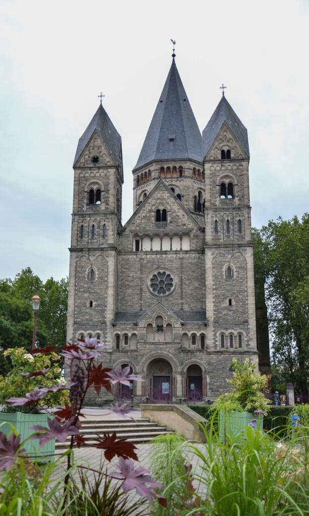 Eglise de Metz
